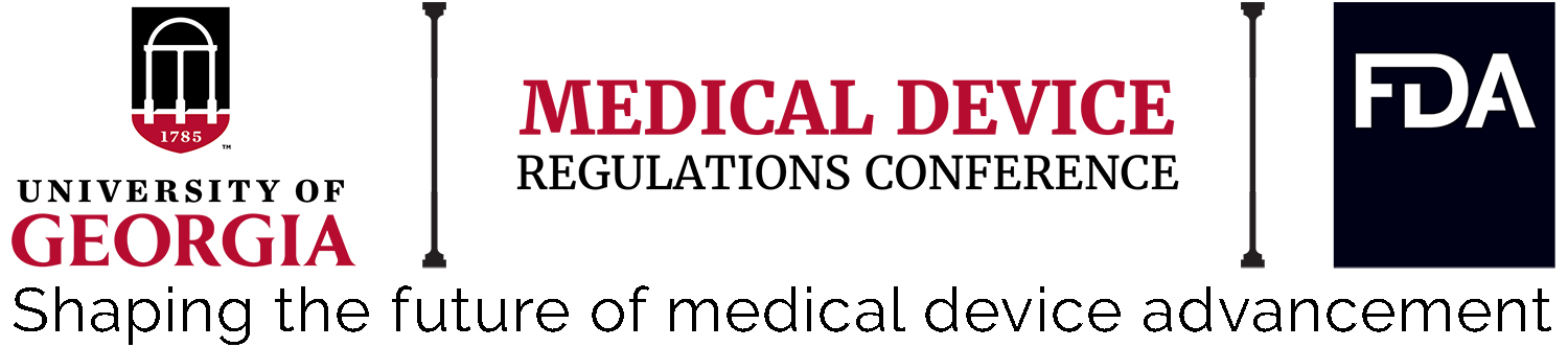 UGA Medical Device Regulations Conference