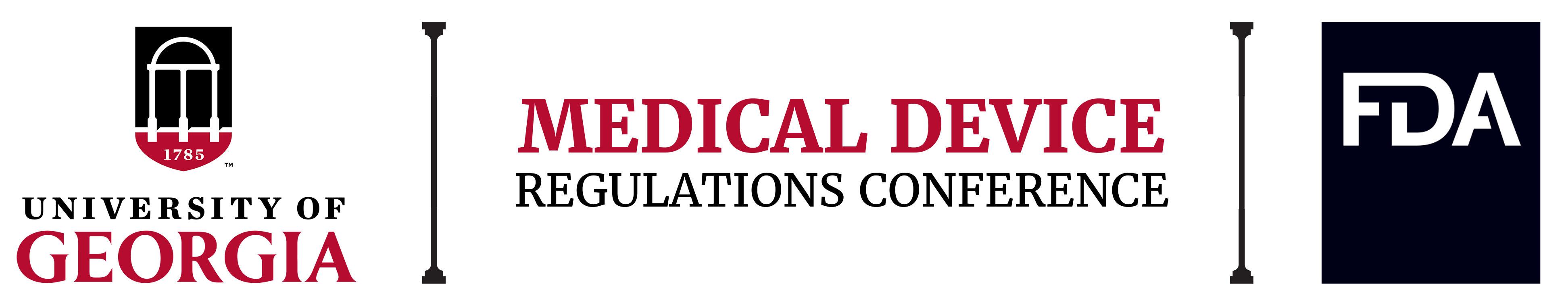Medical Device Regulations Conference